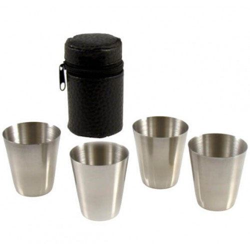 Set Pahare Inox 35 ml