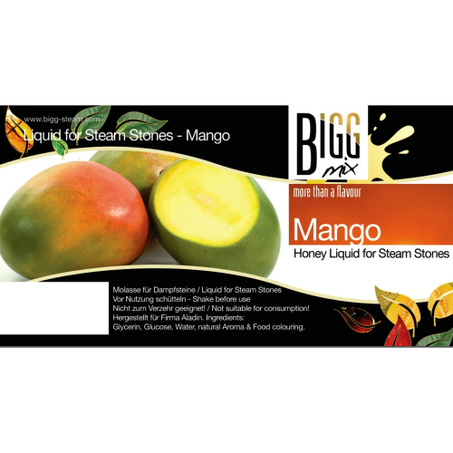 Bigg Mix Molasse Mango 100 ml