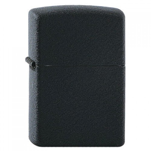 147640 Brichete Zippo Black Crackle