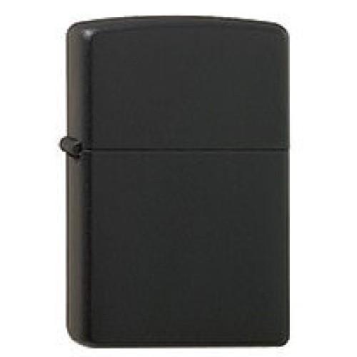 150120 Brichete Zippo Black Matte