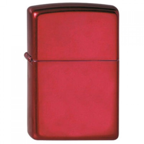 156710 Brichete Zippo Candy Red