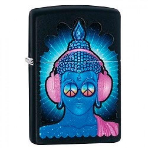 158056 Brichete Zippo Buddha Peace