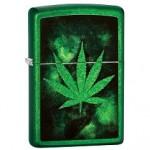 158057 Brichete Zippo Green Leaf