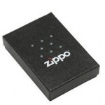 151522 Brichete Zippo Chrome Brushed Leaf