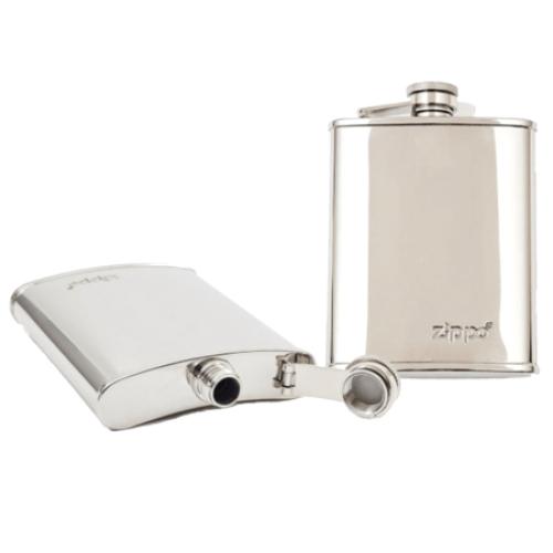 880018 Plosca Zippo - polished chrome 180 ml
