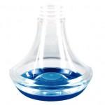 93414 Narghilea Kaya Clear AC 480 Blue 40 CM