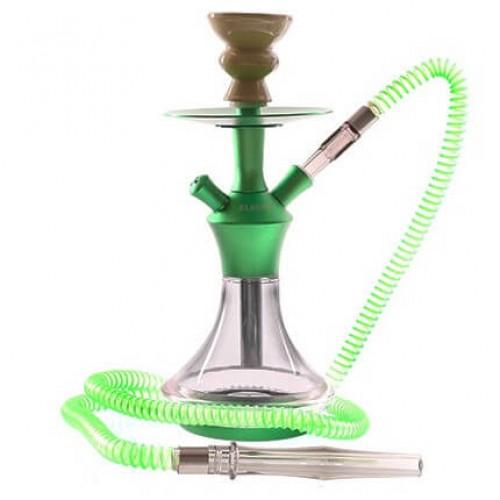 93428 Narghilea Kaya Clear AC 330 Green 32 CM
