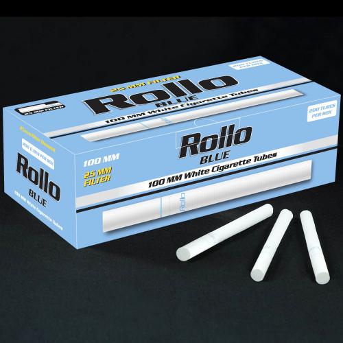 Tuburi Tigari Rollo Blue 100 MM