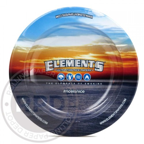 13562 Scrumiera metalica ELEMENTS - magnet
