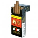 Tigari de foi DJARUM Black Filter 10