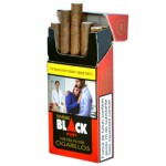 Tigari de foi DJARUM Black RUBY Filter 10