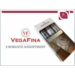 Trabucuri Vega Fina Assortment 3 Robusto