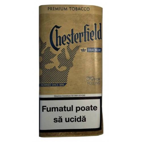 Tutun CHF TRUE Blue 35g - Chesterfield
