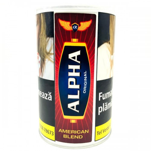Tutun Alpha Original 135g
