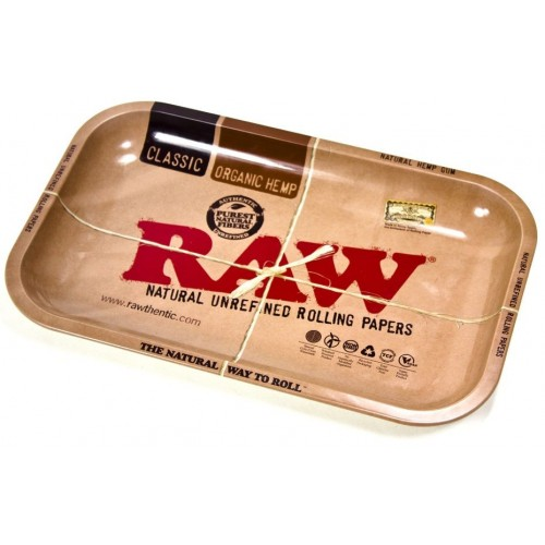 12376 Rolling Tray RAW Small Size (27,5 x 17,5 cm)
