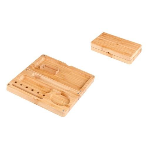 112000 Tava de rulat tigari Angelo (bambus)