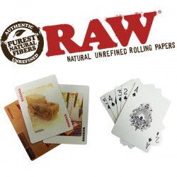 12959 RAW Playing Cards