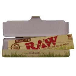12040 RAW Organic Paper Case King Size