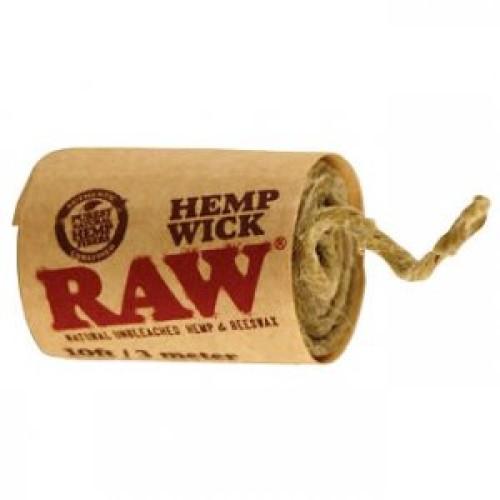 12802 RAW Hemp Wick