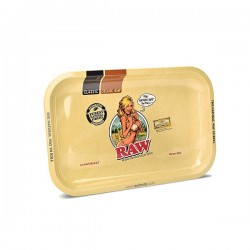 13334 Rolling Tray RAW-Girl Small (27,5 x 17,5 cm)