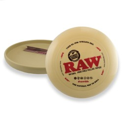 12825 RAW Frisbee & Rolling Tray + Cadou