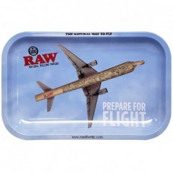 13793 Rolling Tray RAW Flying Small Size (27,5 x 17,5 cm)