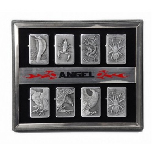 Bricheta Metalica Angel 18