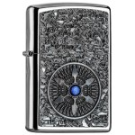 149870 Brichete Zippo Star blue center
