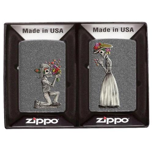 150970 Brichete Zippo Day of Dead