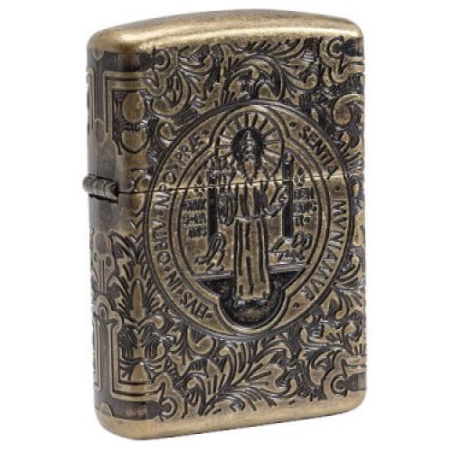 151514 Brichete Zippo St. Benedict - editie limitata 500 buc