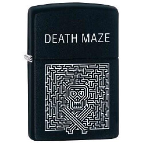 158107 Brichete Zippo Death maze