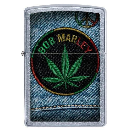 158245 Brichete Zippo Bob Marley