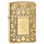 151542 Brichete Zippo Chinese Love