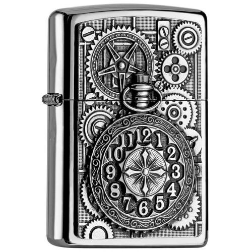 149050 Brichete Zippo Pocket Watch