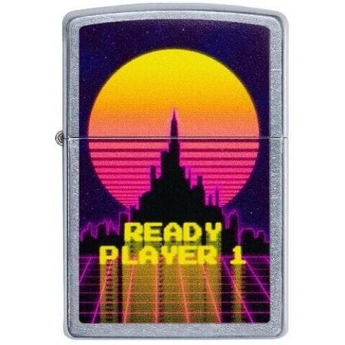 151556 Bricheta Zippo Ready Player 1