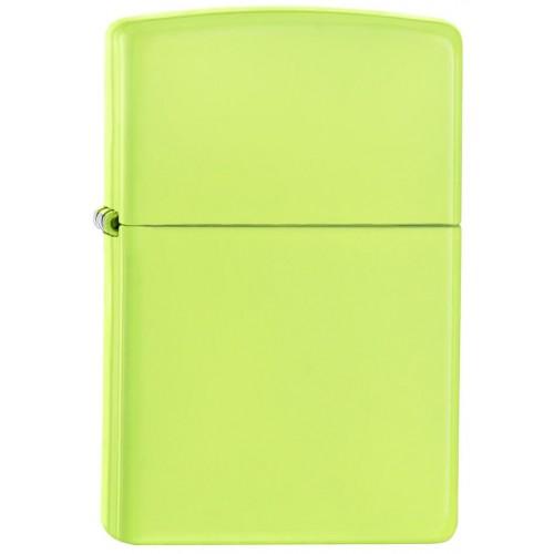147620 Brichete Zippo Neon Green