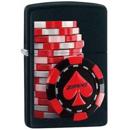 151353 Brichete Zippo Poker