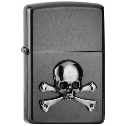 151579 Brichete Zippo Skull - Bones