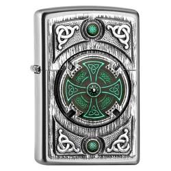 151021 Bricheta Zippo Celtic Green