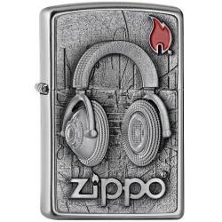 180064 Brichete Zippo Headphones