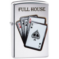 180057 Brichete Zippo Full House