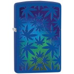 180027 Brichete Zippo Weed Design