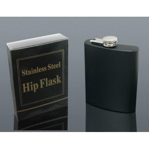 Plosca Metalica Black 300 ml
