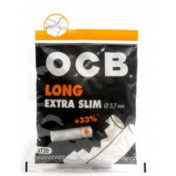 Filtre Tigari OCB Extra Slim Long 5,7/20 mm