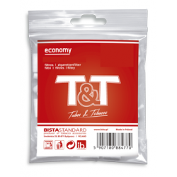 Filtre Tigari T&T Economy Slim Long 6/22 mm