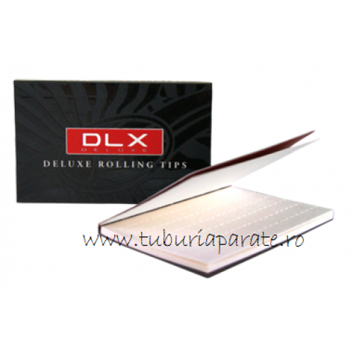 Filter Tips DLX DeLuxe