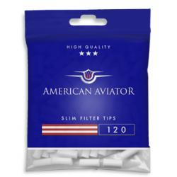 Filtre Tigari American Aviator Slim 6/15 mm