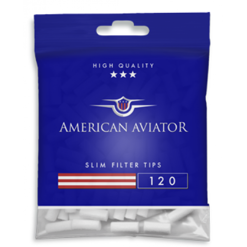 Filtre Tigari American Aviator Slim