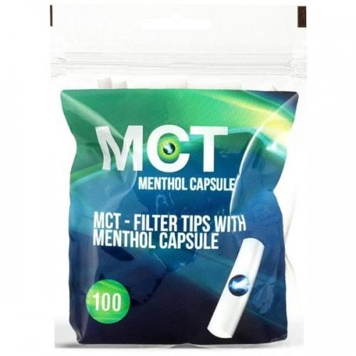 Filtre Tigari Click menthol MCT Slim 6/17 mm