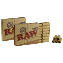 Filter Tips RAW Pre-Rolled